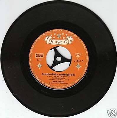 Sunshine Baby (HENRI SALVADOR Sunshine-Baby, Moonlight-Boy 45/GER/LC)