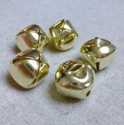 Gold Christmas Charms