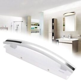 8W LED Mirror, Bathroom Wall, Front Light Lamp, Pic Display, Warm White, NEW, 5 AVAILABLE