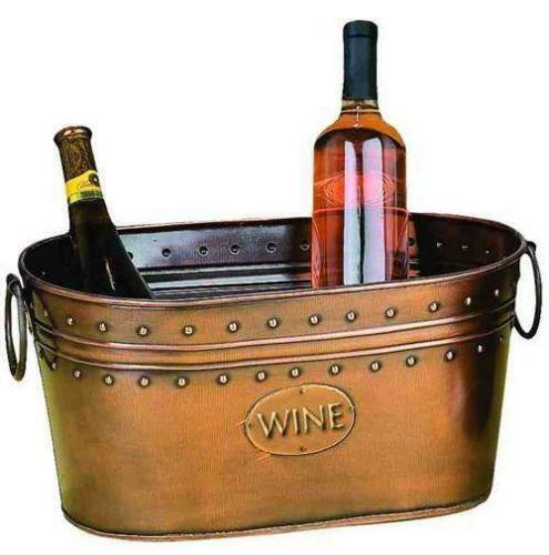 Copper Wine Bucket Ebay