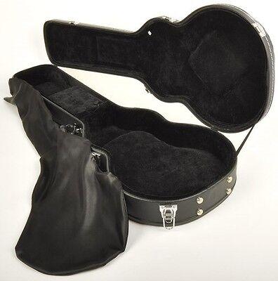 Douglas EGC-300LP Black Electric Guitar Case for Gibson LP Les Paul and Similar
