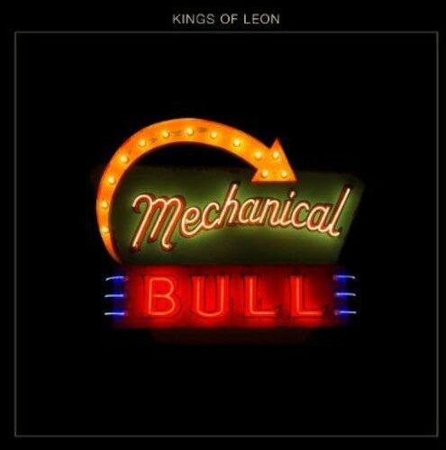 Kings of Leon - Mechanical Bull [New CD]