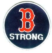 Red Sox Patch