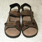 Mens Leather Sandals 12