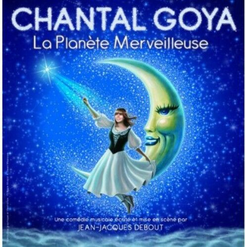 Chantal Goya - La Planete Merveilleuse [New CD] France - Import