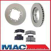 Dodge RAM 2500 Brake Rotors