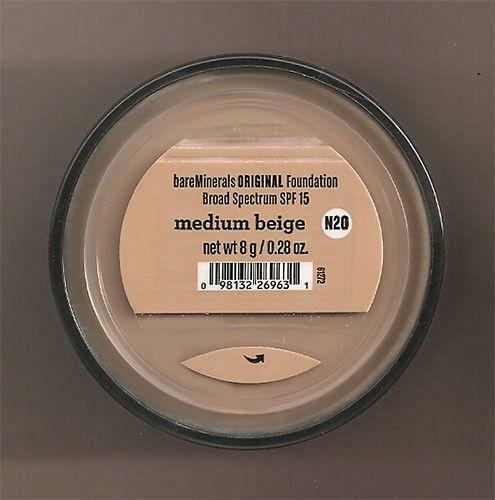 bareMinerals Medium Beige: Foundation | eBay