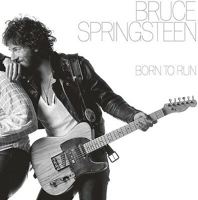 Bruce Springsteen   Born To Run  New Vinyl  Gatefold Lp Jacket  180 Gram