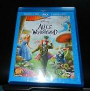 Alice in Wonderland Blu Ray