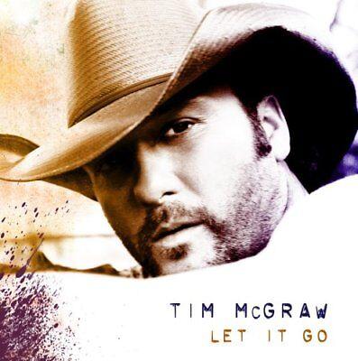 Tim Mcgraw   Let It Go Cd