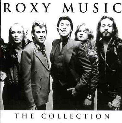 Roxy Music Collection (12 tracks, 2004, EMI Gold) - Roxy Golden Track