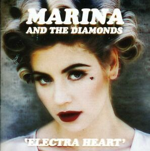 Marina and the Diamonds - Electra Heart [New CD]