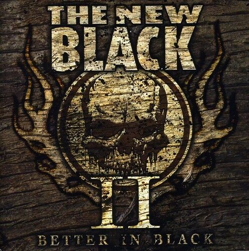 The New Black, New Black - Better in Black II [New CD]