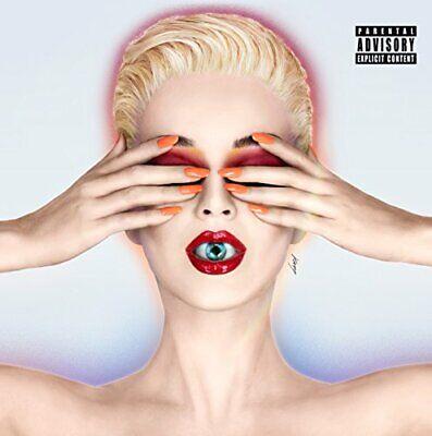 Katy Perry  - Witness -  CD Album - New & Sealed
