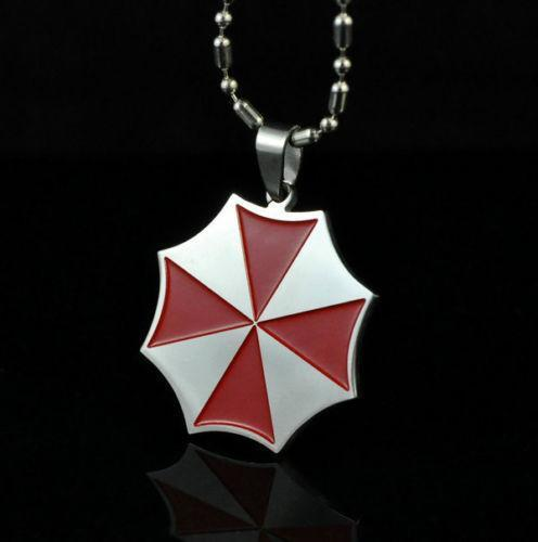 Resident evil necklace ebay aloadofball Image collections
