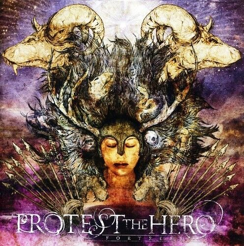 PROTEST THE HERO Fortress (CD, 2008, Vagrant) FACTORY SEALED