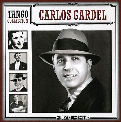 Hits Collection Import - Carlos Gardel - Tango Collection-25 Greatest Hits [New CD] Argentina - Import