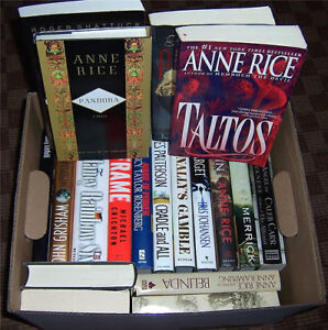 Anne Rice eBook Collections