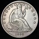 1863 Half Dollar