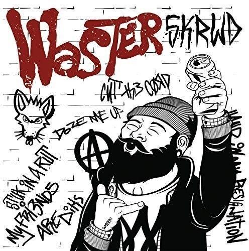Wstr - SKRWD [New CD]