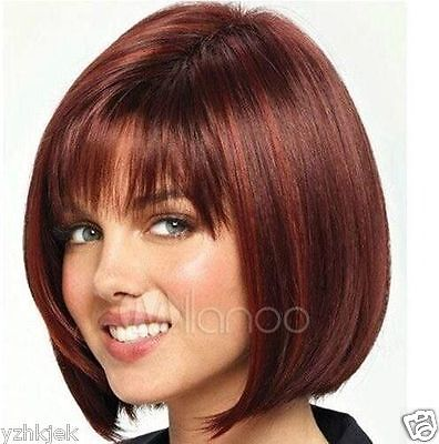 Фото стрижки для прямых волос