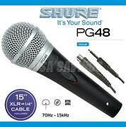 Karaoke Microphone Shure