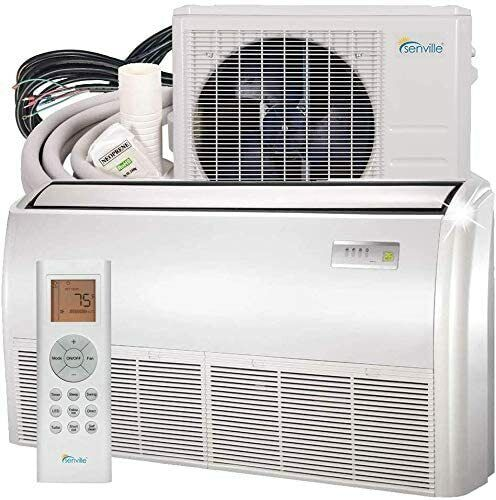 18000 BTU Ceiling/Floor Mounted Ductless Mini Split AC Heat Pump ENERGY STAR