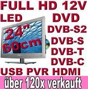 LCD Fernseher 12V