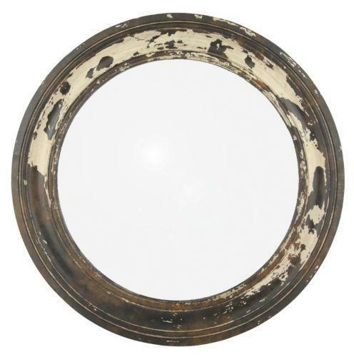 Antique Round Wall Mirror Ebay