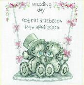 Me to You Wedding Cross Stitch