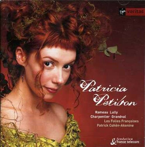 Patricia Petibon - French Baroque Virtuoso Arias [New CD]