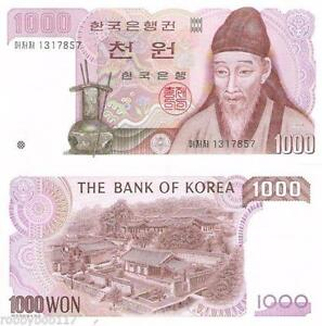 South Korea Money
