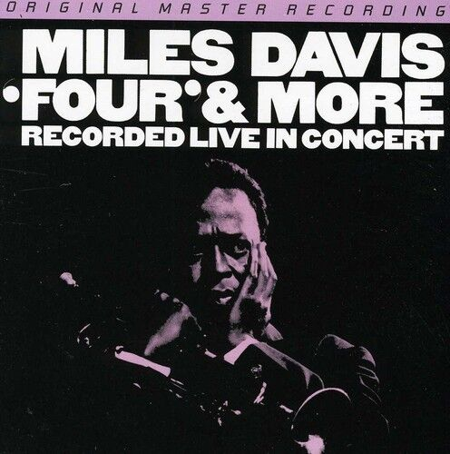 Miles Davis - Four & More [New SACD]
