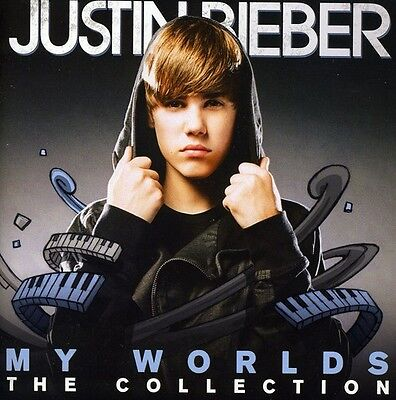 Holland Collection - Justin Bieber - My Worlds: The Collection (Int'l Edition) [New CD] Holland - Imp