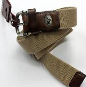 Mens Fossil Belt