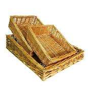 Large Wicker Shopping Basket