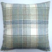 Wool Tartan Cushion