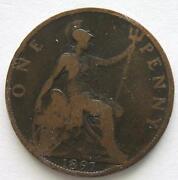 1897 Penny