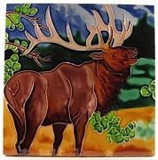 Ceramic Tile Wildlife