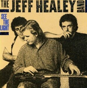 Jeff Healey Band Vinyl Records