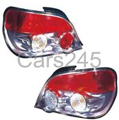 2007 Subaru Impreza Tail Light