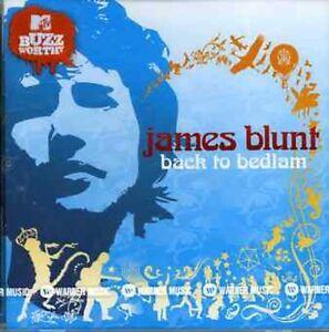 James Blunt - Back to Bedlam [New CD]