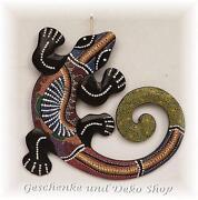 Wanddeko gecko dekoration ebay - Gecko wanddeko ...