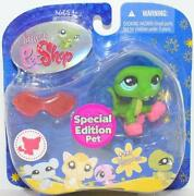 Littlest Pet Shop Alligator