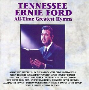 Ford,Tennessee Ernie - All-Time Greatest Hymns [CD New]