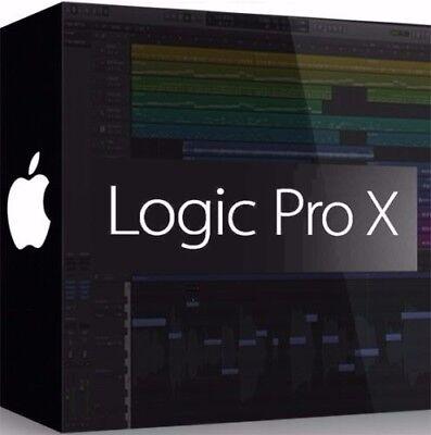 Logic Pro X 10.3.2 - Full Version (Apple) - Authorised Seller