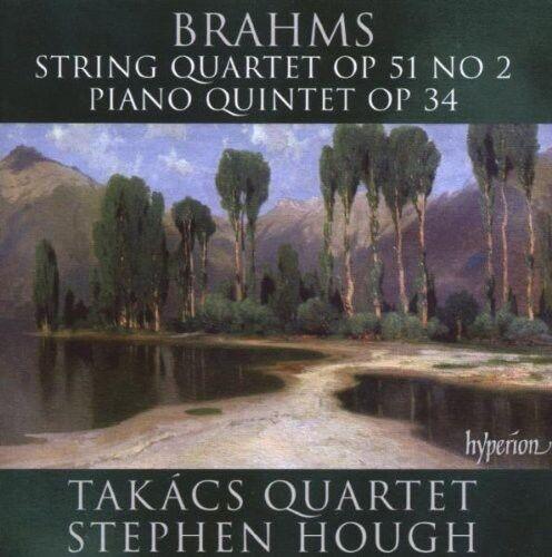 Tak cs String Quartet, J. Brahms - String Quartet [New CD]