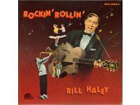 Bill haley Rockin and Rollin for sale