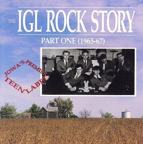 Various Artists - Igl Rock Story 1 / Various [New CD]