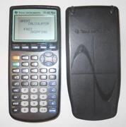 Texas Instruments Calculator